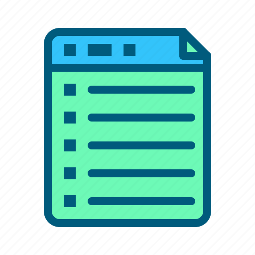 business, digital, document, file, marketing, office icon