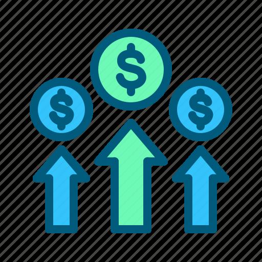 analytics, business, digital, graph, management, marketing, statistics icon
