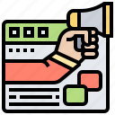 advertising, banner, digital, marketing, webpage