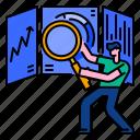 analysis, analytics, chart, development, financial, graph, statistics