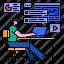 business, development, interface, layout, responsive, website
