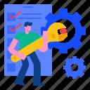 development, equipment, maintenace, optimization, seo, tool, website icon