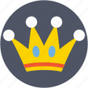 crown, emperor, headgear, nobility, royal icon