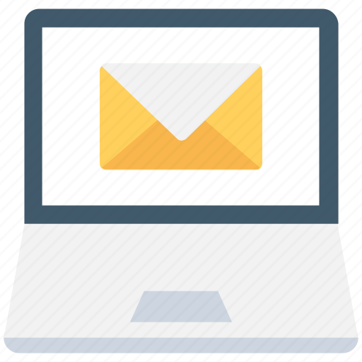 email, email campaigns, email marketing, laptop, vpn marketing icon