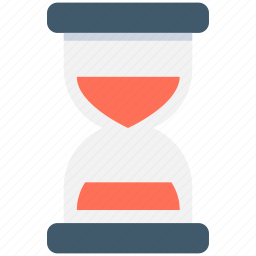 Egg timer, hourglass, sand timer, sand watch, timer icon - Download on Iconfinder