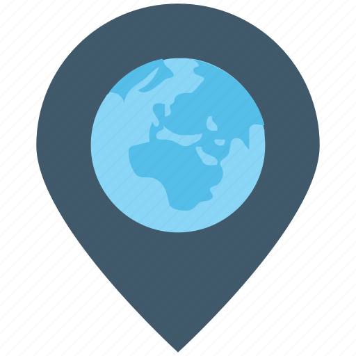 Digital marketing 2 by vectors market globe location pin map locator map pin world map icon publicscrutiny Images