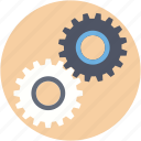 cog wheels, cogs, gears, options, setting icon