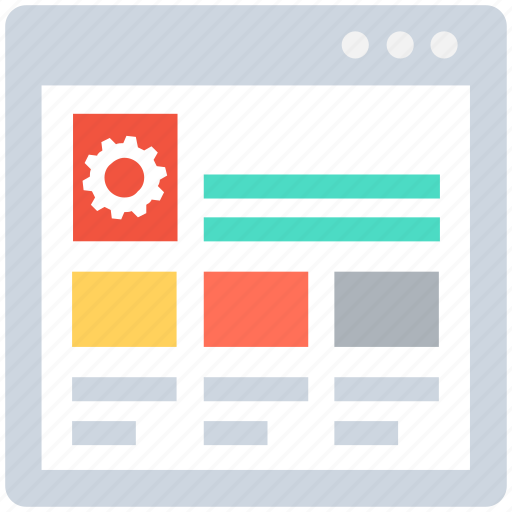 web designing, web page, web template, website, wireframe icon