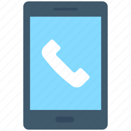 call, cell phone, communication, mobile, mobile call icon