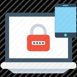 encryption, lock, mobile encryption, padlock, security icon