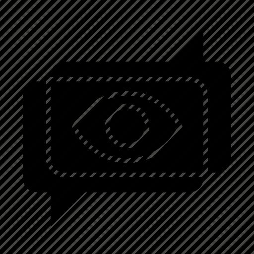 bubble, chat, digital, marketing, viral icon