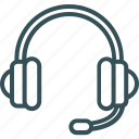 call center, earphone, headphone, headset, help line icon