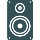 audio, loudspeaker, speaker, video, volume icon