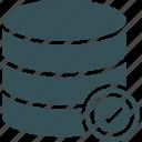 accept, data storage, databas, rack, server
