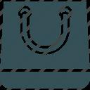 bag, ecommerce, shopper, shopping, shopping bag icon
