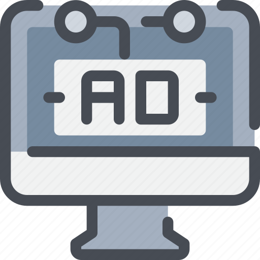 advertising, business, computer, marketing, online, seo icon