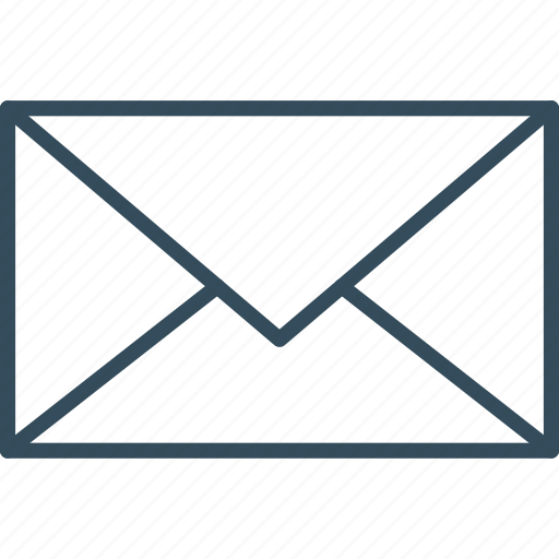 Email, envelope, mail, message, post, send, sms icon - Download on Iconfinder