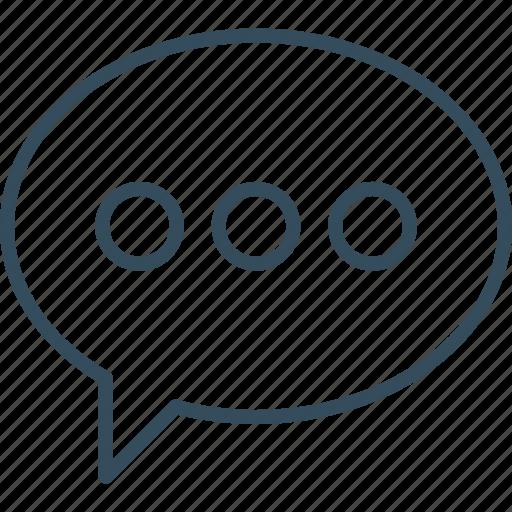 chat, message, social, social media, speech, speech bubble, talk icon