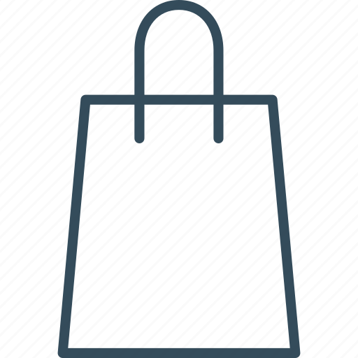 bag, commerce, market, retail, shop, shopping, shopping bag icon