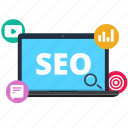 advertisement, digital marketing, seo, smo icon