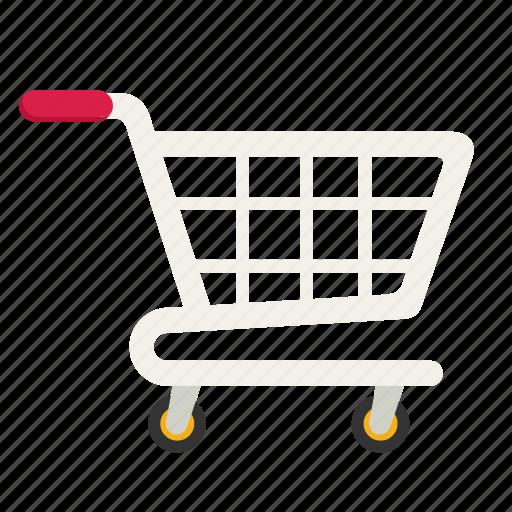 basket, cart, shopping, shopping basket, shopping cart icon