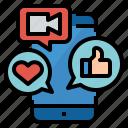 ecommerce, live, social, stream