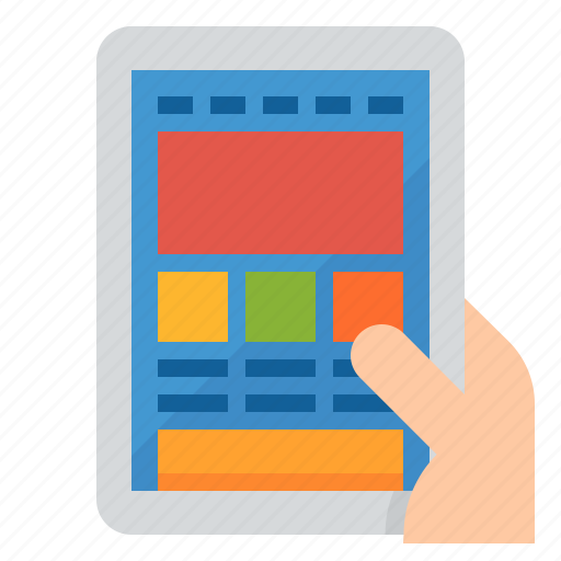 homepage, landing, page, website icon