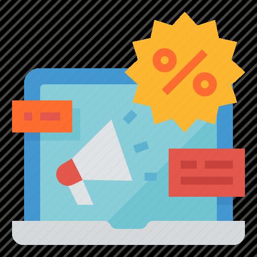 Advertising, digital, marketing, promotion icon - Download on Iconfinder