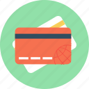 credit card, debit card, finance icon