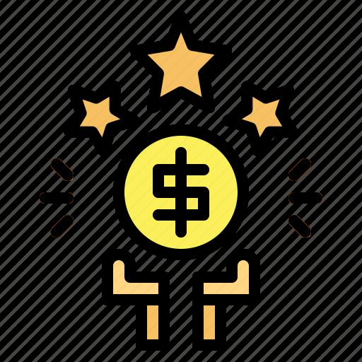 award, badge, medal, reward icon