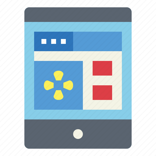 ads, banner, digital, marketing icon