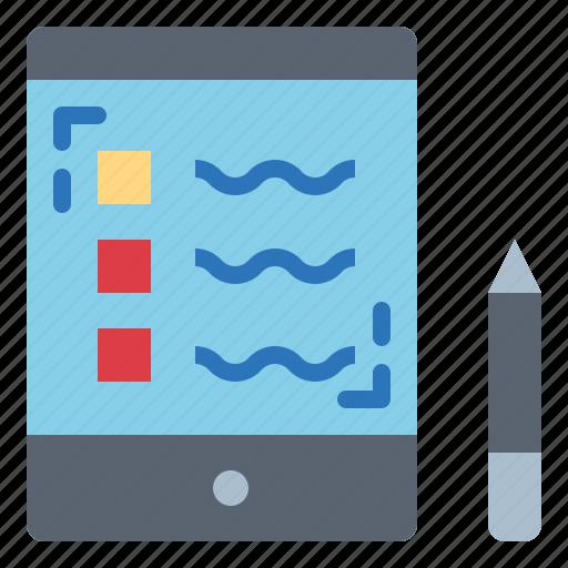 evaluation, seo, test, web icon
