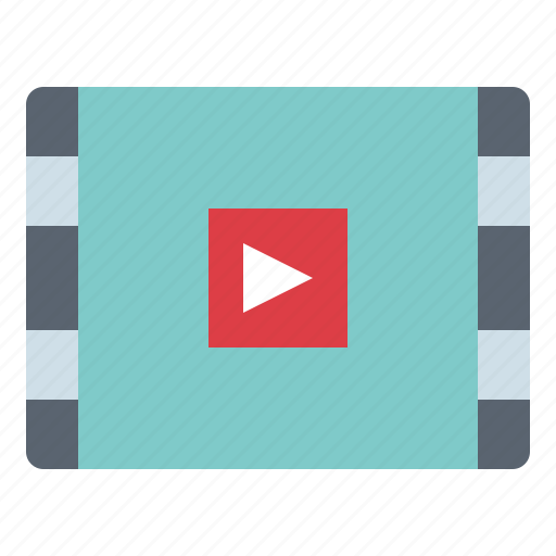 Interface, movie, multimedia, player, video icon - Download on Iconfinder