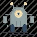 robotic, technology, human, robot