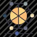 data, language, learning, machine icon