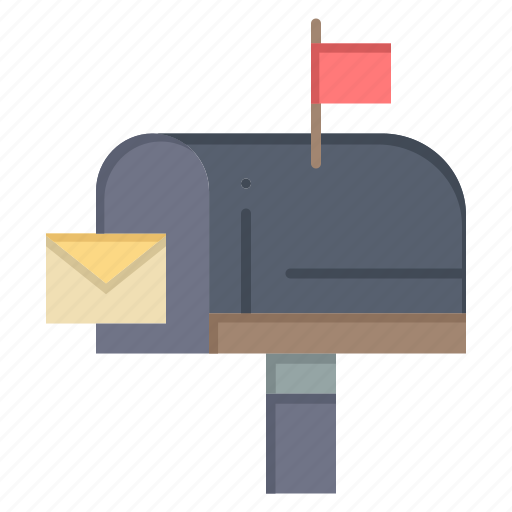 Box, email, mail, message icon - Download on Iconfinder