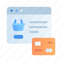 advertising, business, digital, ecommerce, marketing, online payment, online shopping icon