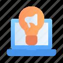 advertising, business, creativity, digital, idea, marketing, promotion icon
