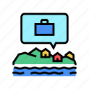 working, beach, digital, house, worker, nomad