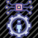 customer, feedback, rate, satisfaction, satisfied icon