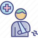 document, form, paperwork, sign, writing icon