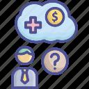 bonus, compensation, praise, reward, wage icon