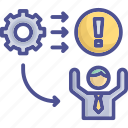 achievement, change, new, solution, solve icon
