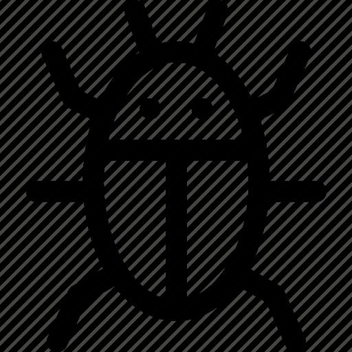 antivirus, beetle, bug, insect, nature, pest, virus icon
