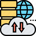 big, data, cloud, storage, sever
