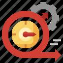 agile, agility, cycle, development, iteration, process, scrum icon