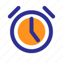 stopwatch, time, timer, alarm icon
