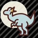 antiquity, dino21, evolution, extinction icon