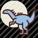 antiquity, dino24, evolution, extinction icon