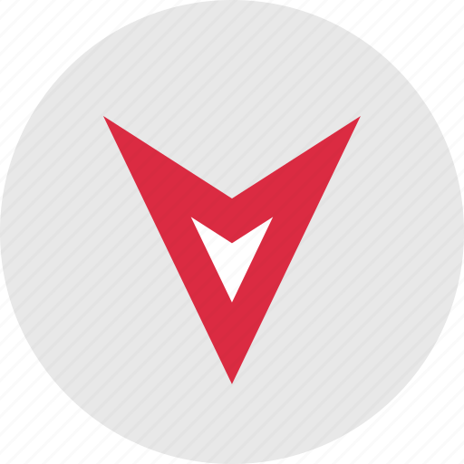 arrow, gps, nav, navigation, pin icon